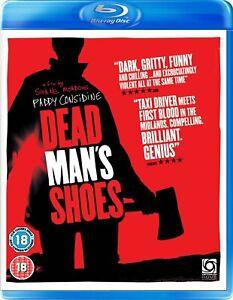 Dead Mans Shoes (Blu-ray) Paddy Considine, Gary Stretch, Toby Kebbell