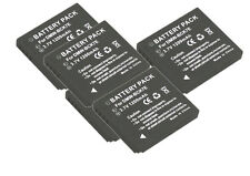 New 5x DMW-BCK7 BCK7GK DMW-BCK7e Battery for DMC-FS18 FS18K FS18N FS40 FS40A FS4