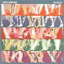 Five Special - Trak'N - New Factory Sealed CD
