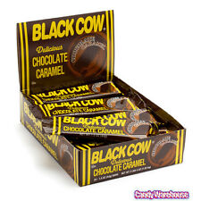 Black Cow Chocolate & Caramel Candy Bars - Case of 24