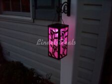 Solar Powered Lantern Hummingbird Color Changing or White Light BUY 3 GET 1 FREE