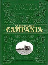 LA PATRIA GEOGRAFIA D'ITALIA EPIFANIO CAMPANIA