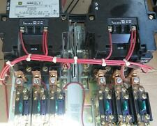 One Square D 8810-SEO3-SY59 8810SE03SY59 Multi Speed Nema 3 Motor Starter 40HP