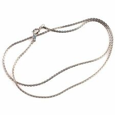 15pcs New Charms Plated Rhodium Snake Chain Alloy Necklace Fit Jewelry Pendant D