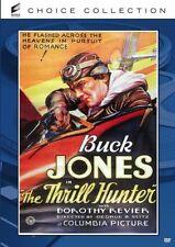 Thrill Hunter DVD 1933 Buck Jones, Edward Le Saint, Dorothy Revier, Robert Ellis