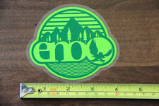 ENO Hammocks Eagles Nest Outfitters STICKER Decal New Green
