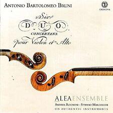 Bruni / Alea Ensembl - Antonio Bartolomeo Bruni: Six duo concertans pour Violon
