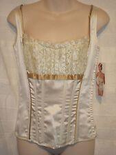 29074, Shirley of Hollywood - Corset - Ivory - Size 34B/C