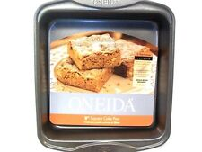 NEW Oneida  Professional Bakeware Cake Pan 8 by 8-Inch