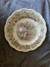 Royal Doulton Brambly Hedge All 4 Seasons Tea Plates