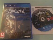 PS4 - FALLOUT 4 - FISICO - PAL ESPAÑA - PLAYSTATION 4 IV