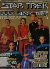 Starlog Star Trek - Deep Space Nine. #1 1993 Excellent