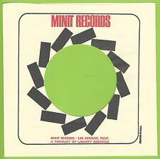 MINIT REPRODUCTION RECORD COMPANY SLEEVES - (pack of 10)