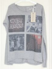 T-shirt ML gris Best Mountain taille XS ou 16 ans neuf