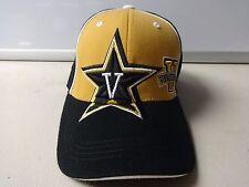 51003c24 Vanderbilt Commodores Top of the World NCAA Fan Cap, Hats for sale ...