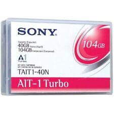 Sony TAIT140N AIT Turbo 1 Tape Media