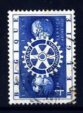 BELGIUM - BELGIO - 1954 - Conferenza europea del Rotary International, Ostenda;