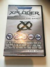 XPLODER LITE V4 - VERSION 4 - FOR PLAYSTATION PS2 - CHEAT SYSTEM