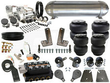 """Complete Air Ride Suspension Kit - 1958-1964 Chevy Impala 3/8"""" LEVEL 3 - BCFAB"""