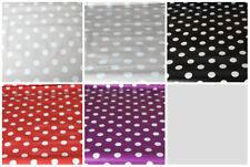 PolkadotPrint Wipe Clean Spotted Print PVC Vinyl Tablecloth Dining Kitchen Table