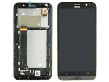 ORIGINALE DISPLAY LCD TOUCH SCREEN FRAME PER ASUS ZENFONE GO ZB551KL X013D NERO