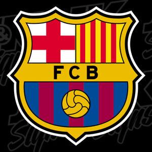 FC Barcelona Sticker Decal Futbol La Liga FCB Messi Barca