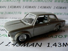 Voiture 1/43 solido (Made in France) BMW 2002 Turbo grise