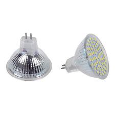 10 X MR16 GU5.3 220V Tag weiss 60 LED SMD 4W Energieeinsparung Spot-Licht-L C7U0