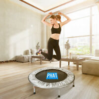 PHAT® 36'' Mini Trampoline Safety Fitness Mini Gym Exercise Kid Indoor Outdoor