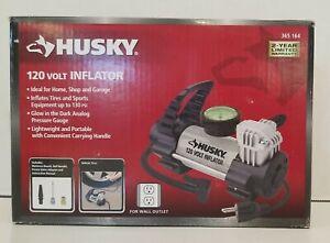 Husky HY120 120V Inflator **NEW/UNUSED - SHIPS FREE***