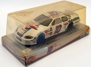 Action1/24 Scale 40758 - Stock Car Chevy #10 Scott Riggs Nascar - White