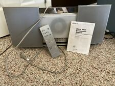 Micro Hi-Fi Component System