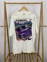 VTG Brickyard 400 7th Annual Nascar Racing Ricky Rudd T-Shirt Size XL NWT