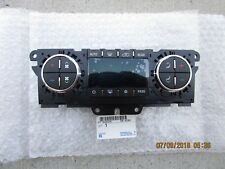 08-12 BUICK ENCLAVE CX CXL 4D SUV A/C HEATER CLIMATE TEMPERATURE CONTROL OEM NEW