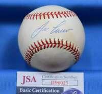 Jose Canseco JSA Coa Autograph American League OAL Hand Signed BasebaLL
