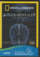 National Geographic: Juegos Mentales, Ver Para Creer (DVD) Sandoz promotion