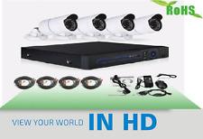 Überwachung 4 KAMARA BEIJA MODEL mit DVR Digital video Recorder 1080AHD HD READY
