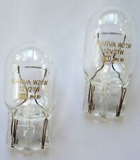 (2,85€/Einheit) 2 x NARVA® 12V 21W W21W Sockel W3x16d Glassockel Lampe Pkw