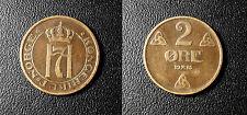 Norway - Norvège - Haakon VII - 2 øre 1913 - KM#371