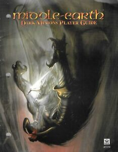 MECCG Middle Earth CCG - Dark Minions Player Guide - Brand NEW !!!!