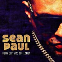 SEAN PAUL DUTTY CLASSICS COLLECTION CD 2017