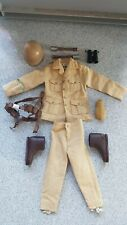 ACTION MAN  'GERMAN AFRIKA KORPS' UNIFORM (INCOMPLETE)
