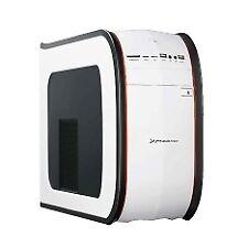 Phoenix Technologies Ph2513w - caja de ordenador Semitorre micro ATX blanco
