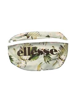 New ellesse Rosca Cross Body Bag Black SAAY0593 OSFM