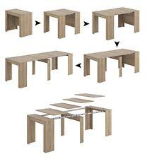 Habitdesign 13casa Granada S01 tavolo Consolle estensibile 50x90x78 H cm Ro...