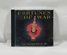 Fish (Marillion): Fortunes of War - Live Acoustic Set UK '94 [CD]