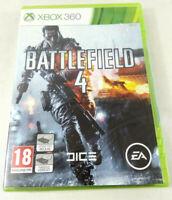 Jeu XBOX 360 VF  Battlefield 4  Neuf et scelle  Envoi rapide et suivi