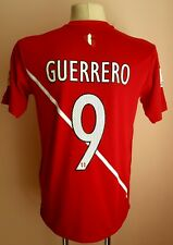 Peru 2015 - 2016 Away football shirt #9 Guerrero