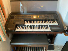 More details for yamaha electone el-70 electric organ  with stool