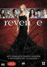 DVD - REVENGE  SEIZOEN 1  (MADELEINE STOWE)  NEW SEALED